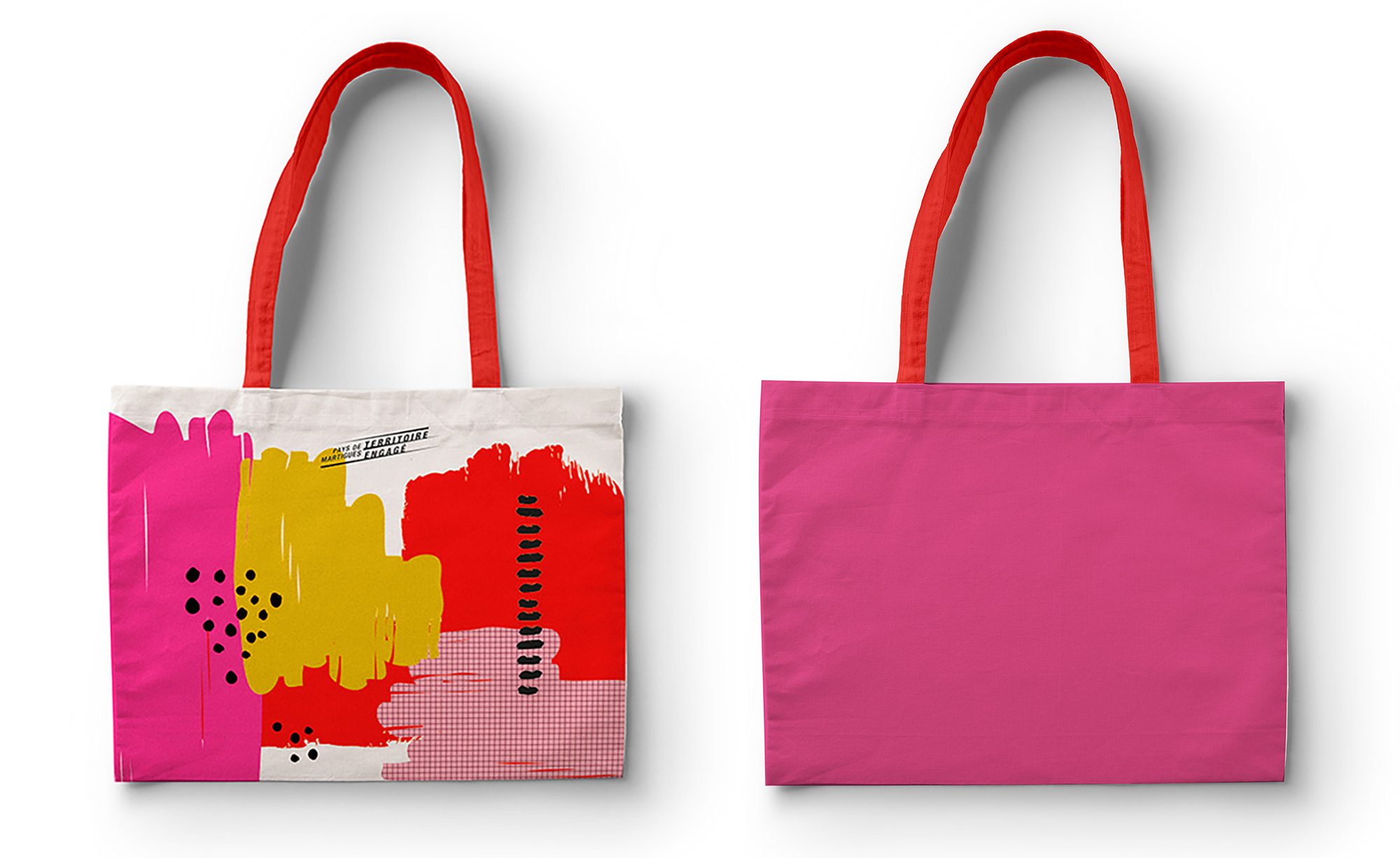 TOTE BAG PAYS DE MARTIGUES 2