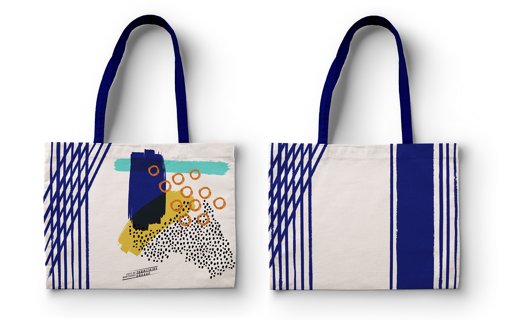 TOTE BAG PAYS DE MARTIGUES 4